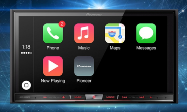 Pioneer + Apple CarPlay