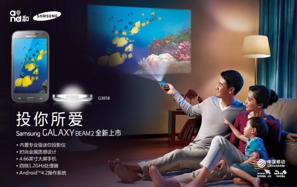 Havainnekuva, miten projektori toimii