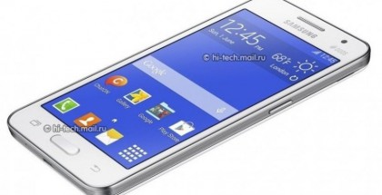 Samsung Galaxy Core 2 hi-tech@mail.run vuotamassa lehdistökuvassa