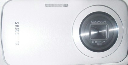 Väitetty kuva Samsung Galaxy S5 Zoomista (Galaxy K)