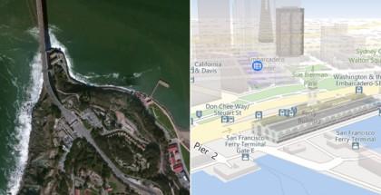 HERE Maps uudistuu paremmilla ilmakuvilla ja 3D-lisämateriaalilla