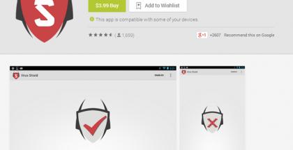 Virus Shield Google Playssa