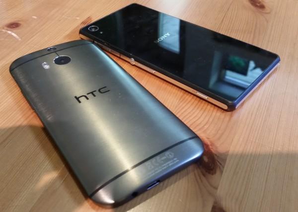 Sony Xperia Z2 ja HTC One (M8) ovat luultavasti kauneimmat puhelimet tällä hetkellä markkinoille. Tietysti täytyy muistaa, että kauneus on katsojan silmässä