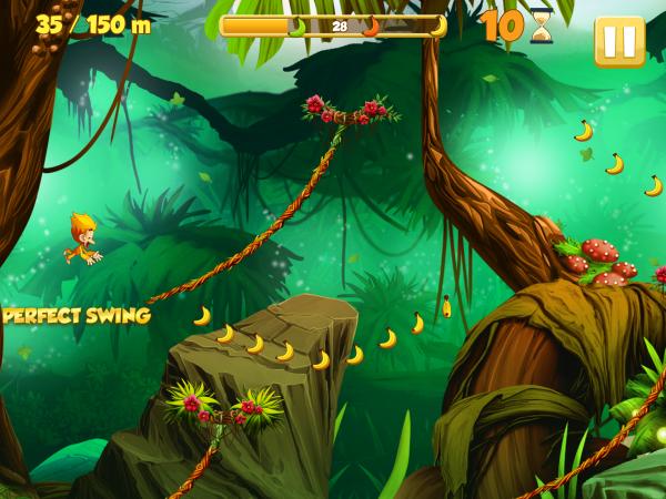 Benji Bananas Adventures -pelikuvaa