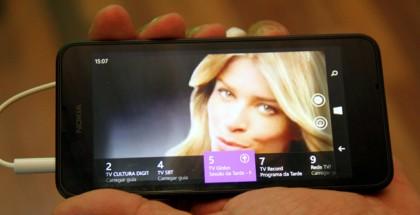 Lumia 630 digitaalisella TV-virittimellä Brasilian markkinoille