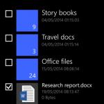 Microsoftin Files-tiedostonhallintasovellus