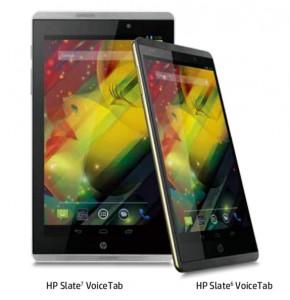 HP Slate7 ja Slate6 VoiceTab