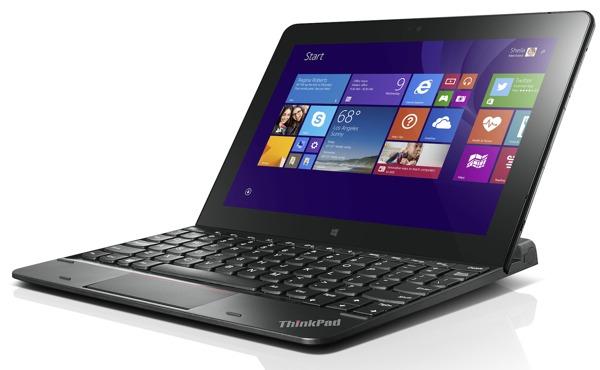Lenovo ThinkPad 10 Ultrabook Keyboard