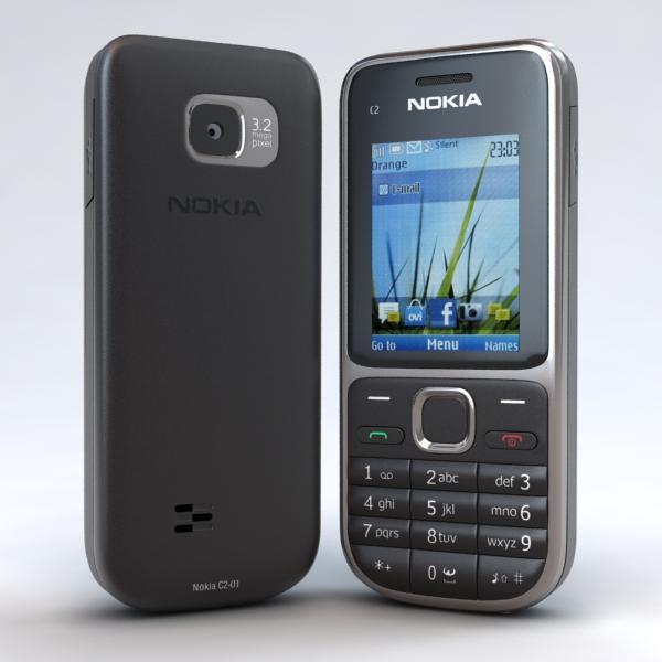 Nokia C2-01 | Mobiili.fi