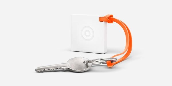 Nokia Treasure Tag Minillä tallessa säilyvät esimerkiksi avaimet