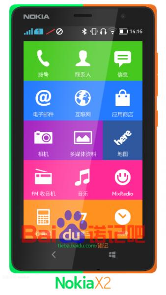 Nokia X2?
