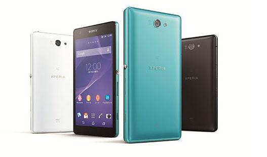 Sony Xperia ZL2