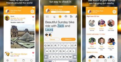 Swarm sisältää Foursquaren sosiaaliset toiminnot laajennettuina
