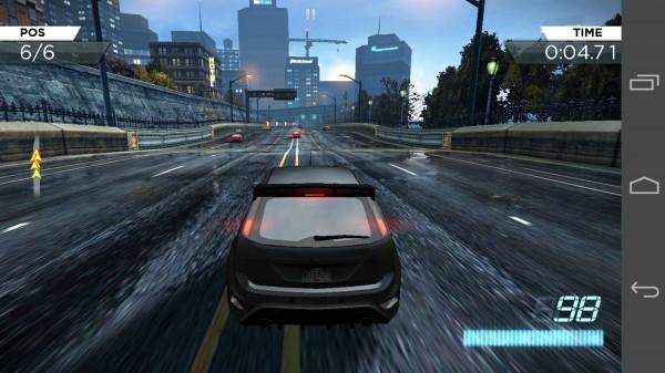 Need For Speed: Most Wanted hidasteli ajoittain, mutta oli silti täysin pelikelpoinen