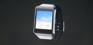 Samsungin ensimmäinen Android Wear -älykello: Gear Live