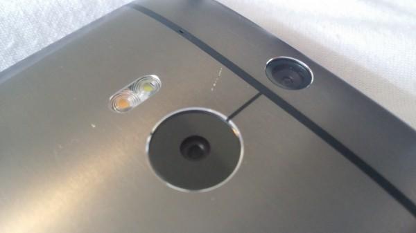 HTC One (M8):n tuplakamera