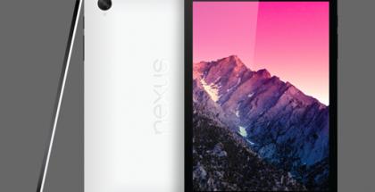 Mahdollinen mallikuva HTC:n tulevasta Nexus-tabletista