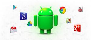 Android ja Googlen palvelut