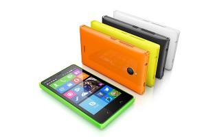 Nokia X2 eri väreissä