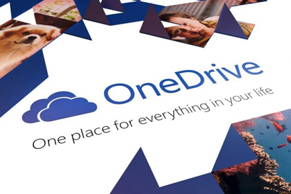 OneDrive pilvitallennuspalvelu