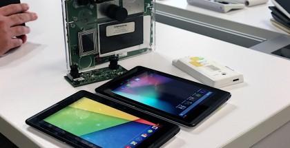 Engadget: Project Tango -tabletteja ja -puhelin.