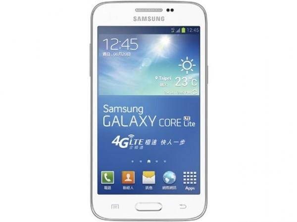 Uusi Samsung Galaxy Core Lite