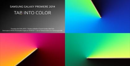 Galaxy Premiere 2014