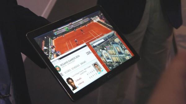 Samsungin 4K-tabletti Ranskassa