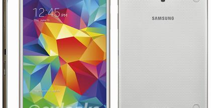 Samsung Galaxy Tab S 8.4 @evleaksin vuotokuvassa