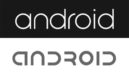 LG:n älykellossa nähty ja vanha Android-logo, joka toistaiseksi on se virallinen.