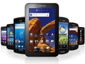 Samsung Galaxy-sarjan tuotteita