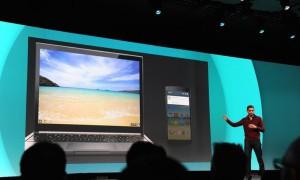Android L ja Chrome OS