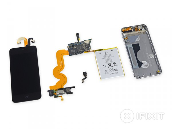 ipod touch ifixit