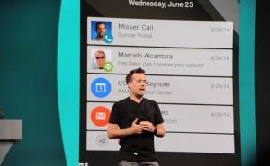 Android L:n ilmoitukset
