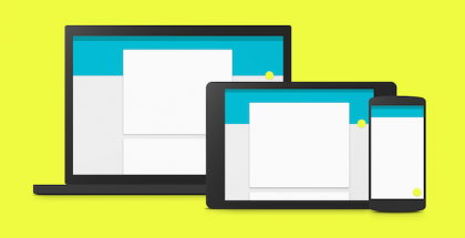 Android L ja Material Design