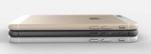 Renderöity mallikuva mahdollisesta tulevasta iPhone 6:sta