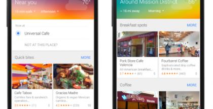 Google Maps ja uudistunut Explore