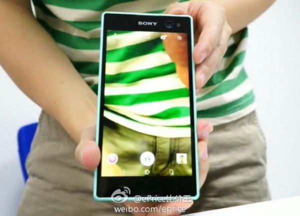 Weibo: huomenna julkistettava Sony Xperia -selfiepuhelin
