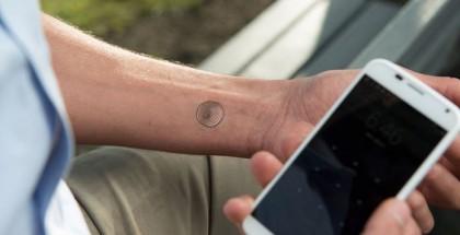 Digital Tattoo avaa Moto X -puhelimen lukituksen hetkessä