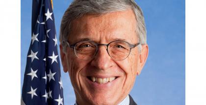 FCC:n puheenjohtaja Thomas Wheeler