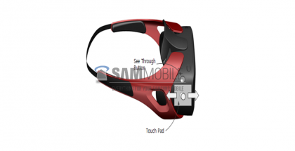 Samsung Gear VR, kuva: SamMobile