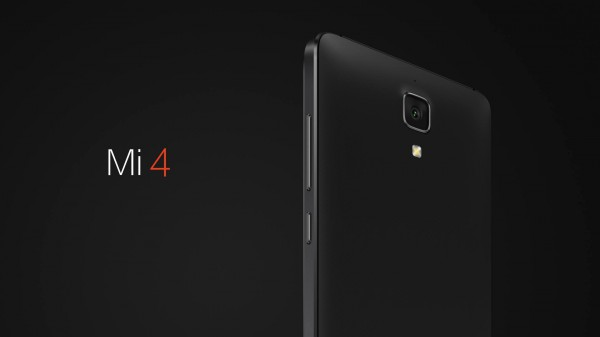 Xiaomi Mi4 takaa