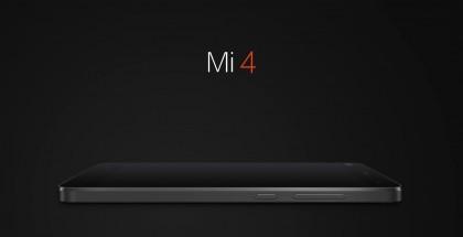 Xiaomi Mi 4 sivulta