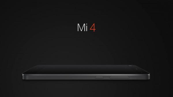 Xiaomi Mi4 sivulta