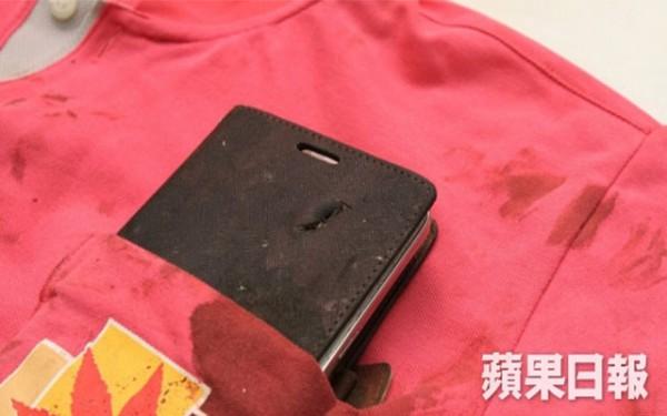 Samsungin Galaxy Mega 6.3 pelasti miehen hengen - kuva ammutusta laitteesta