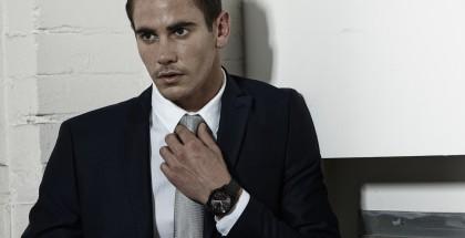 LG G Watch R käytössä