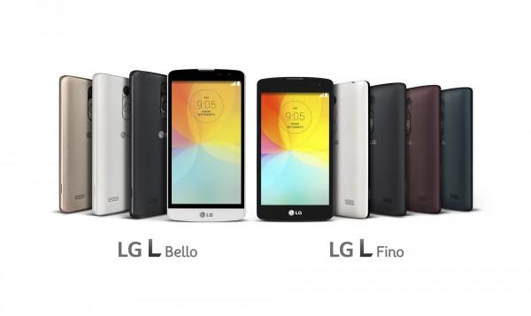 LG L Bello ja LG L Fino