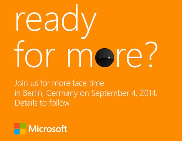 Lumia invite