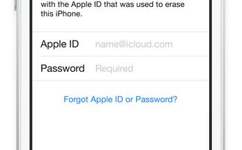 Apple otti tappokytkimen käyttöön iOS 7 -käyttöjärjestelmässä