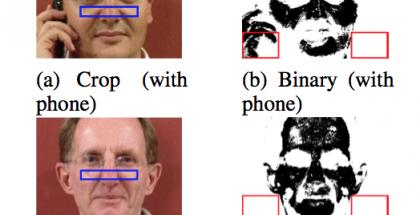 Brasilialaisen tutkimusryhmän kehittämä järjestelmä tunnistaa kameran avulla, pitääkö auton kuljettaja puhelinta korvallaan